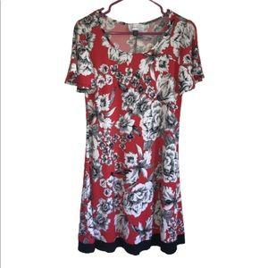 Artizan Floral Dress